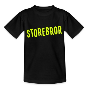 Storebror - T-skjorte for barn