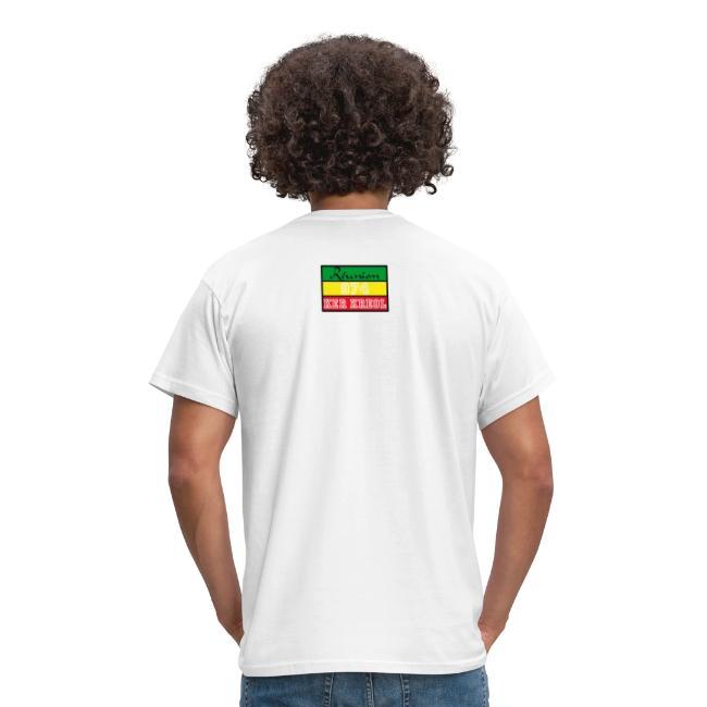 Tee shirt classique Homme 974 Ker Kreol cible - Sans interdit - Réunion