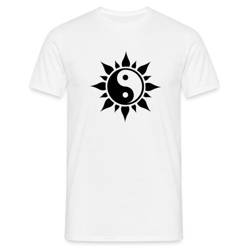 YIN et YANG - T-shirt Homme