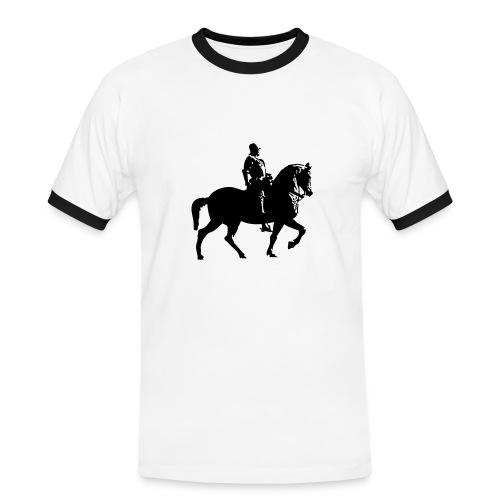 Napoléon - T-shirt contrasté Homme