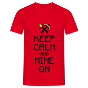 Men's T-Shirt - cookieboy,cookieboyhd,youtube