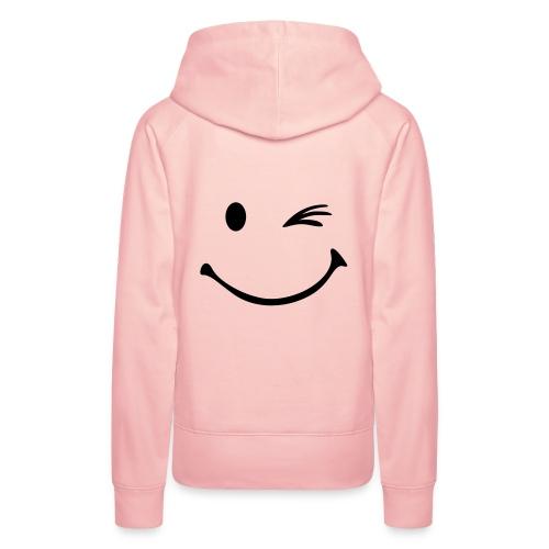 Sweat-shirt - Sweat-shirt à capuche Premium pour femmes