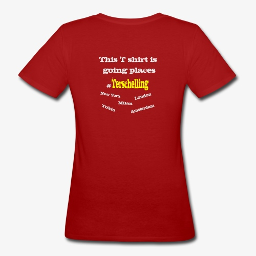 Terschelling T-shirt - Women's Organic T-Shirt