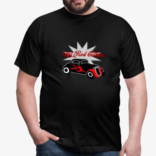 Hot rod Tee  - Men's T-Shirt