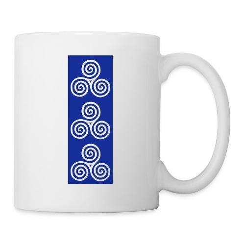 Neolithic triple spiral Celtic heritage - Mug