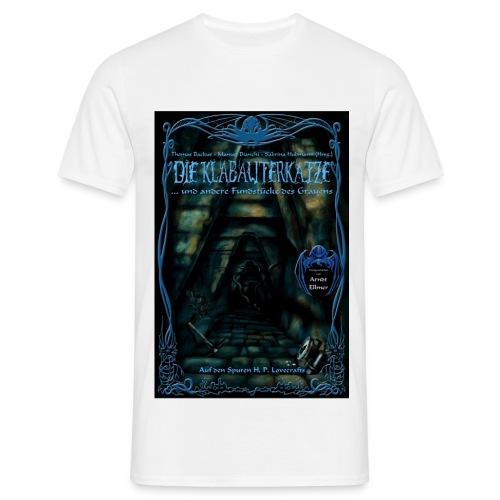 Die Klabauterkatze - Männer T-Shirt