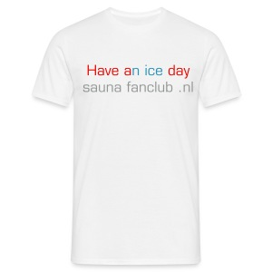 heren fun shirt 1 - Mannen T-shirt
