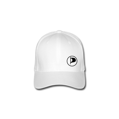 Cap Piraten - Flexfit Baseballkappe