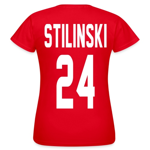 Stillinski (24) - Women's T-Shirt