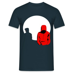 Little Red Riding Hood (Sterek) - Men's T-Shirt