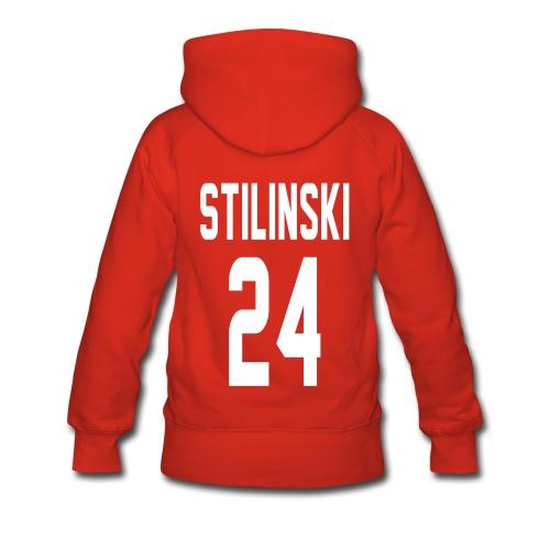 Stillinski (24) - Women's Premium Hoodie