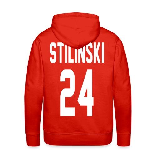 Stillinski (24) - Men's Premium Hoodie
