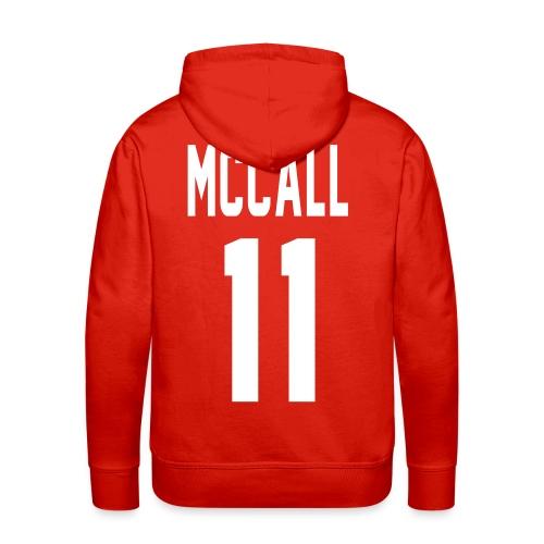 McCall (11) - Men's Premium Hoodie