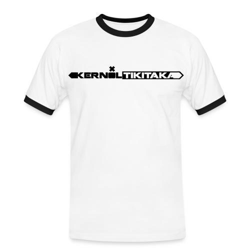 KÖtikitaka SKSG 1 - Männer Kontrast-T-Shirt