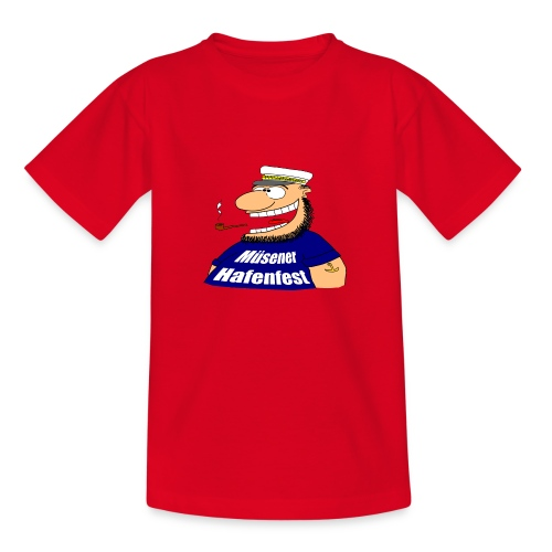 T-Shirt Kapitän Kinder - Kinder T-Shirt