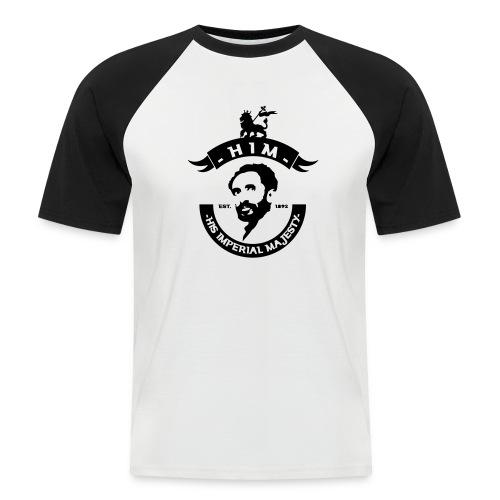 T-shirt H.I.M - T-shirt baseball manches courtes Homme