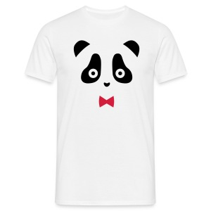 panda for man - T-shirt Homme
