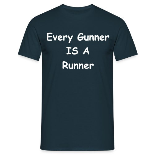 Runner - Men's T-Shirt