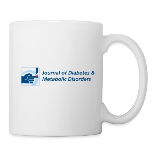 Journal of Diabetes & Metabolic Disorders mug - Mug