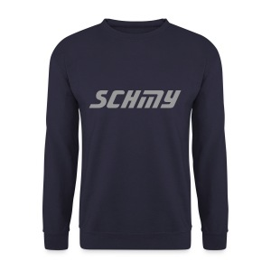 Schmy Sweat Blue - Men's Sweatshirt