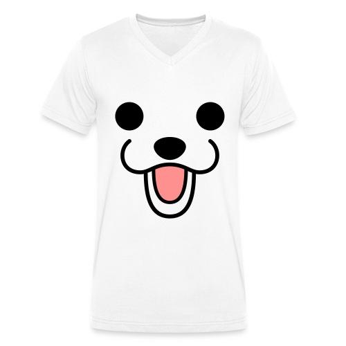 Hey.. - Men's Organic V-Neck T-Shirt by Stanley & Stella
