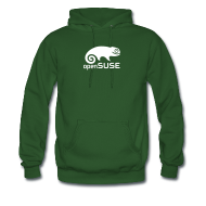 Hoodies & Sweatshirts ~ Men's Premium Hoodie ~ Men's Hoodie White Logo