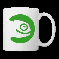 Mugs & Drinkware ~ Mug ~ Mug Green Badge