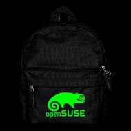 Bags & Backpacks ~ Kids' Backpack ~ Backpack Green Logo