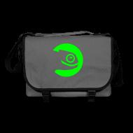 Bags & Backpacks ~ Shoulder Bag ~ Shoulder Bag Green Badge