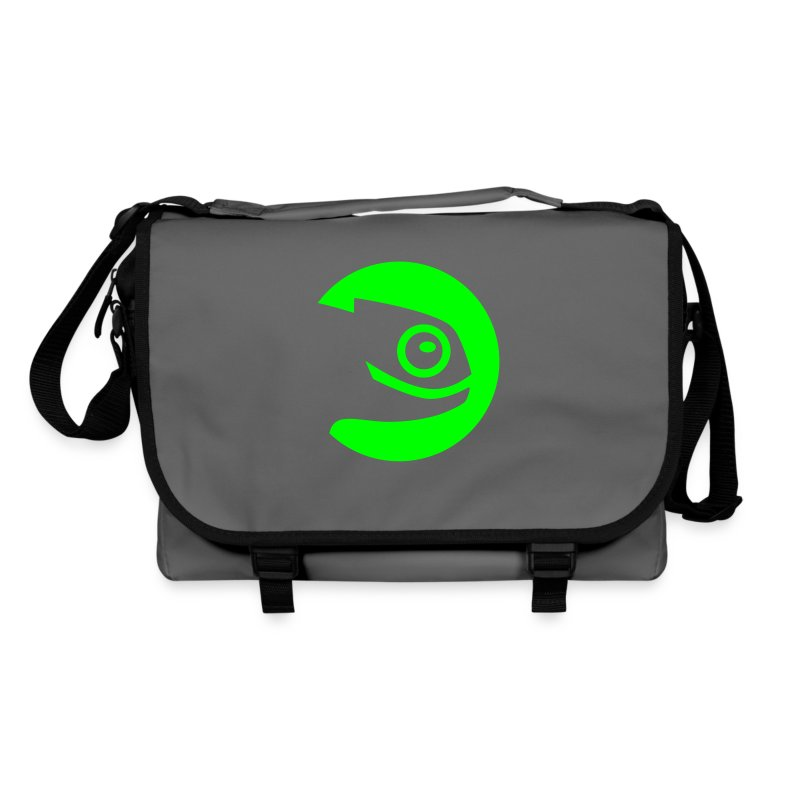 Shoulder Bag Green Badge - Shoulder Bag