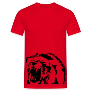 Red Lion Tee - Men's T-Shirt