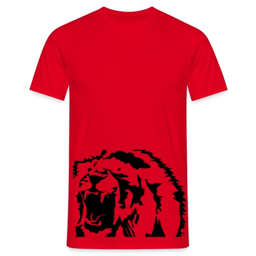 Red Lion Tee - Men's T-Shirt