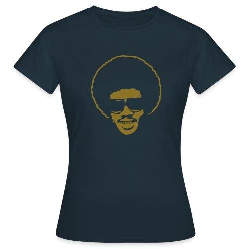 Afro - Frauen T-Shirt