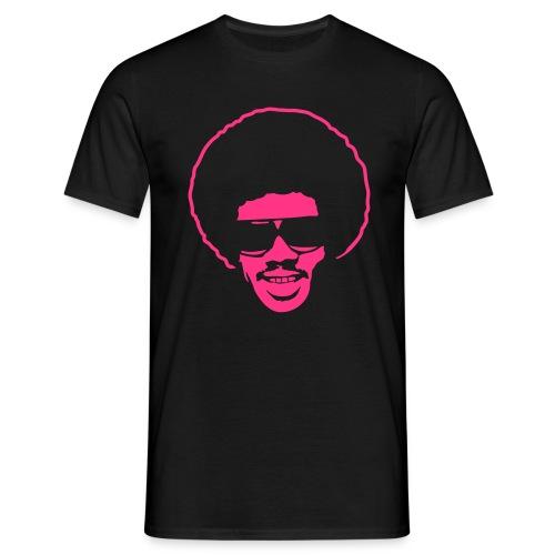 Afro - Männer T-Shirt