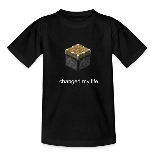 Kinder T-Shirt - Piston changed my life - Kinder T-Shirt