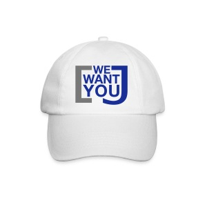 We want you - Baseballkappe