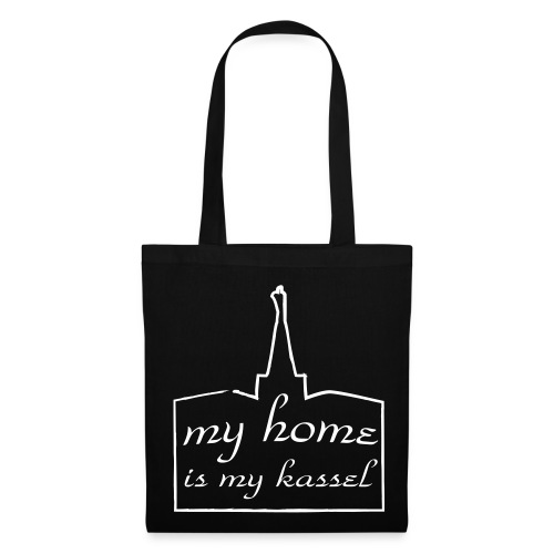 my home is my kassel Shopping Bag - Stoffbeutel