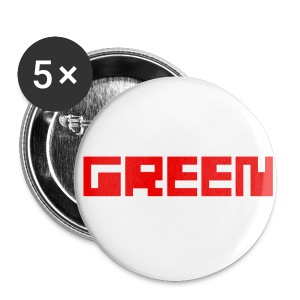 Badge GREEN - Badge moyen 32 mm