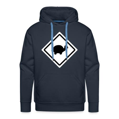 Watch Out Turtles!  - Mannen Premium hoodie