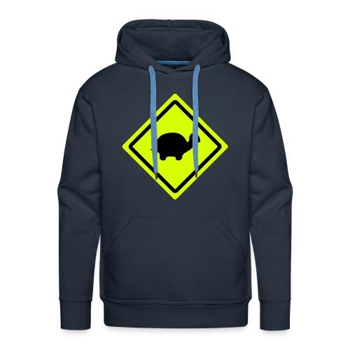 Watch Out Turtles - Mannen Premium hoodie