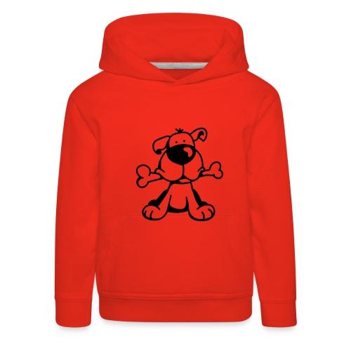 childrens jacket - Kids' Premium Hoodie