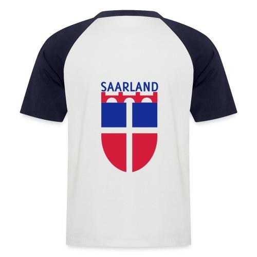 Saarland Baseballshirt I - Männer Baseball-T-Shirt