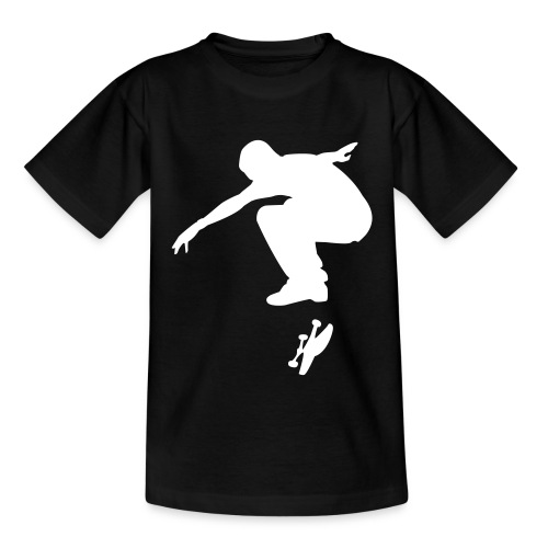 Kids - Skateboarder T shirt - Kids' T-Shirt