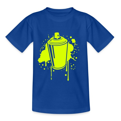 Kids - Spray can T shirt - Kids' T-Shirt