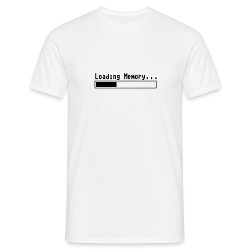 Loading Memory - Men's T-Shirt