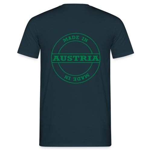 Donauweibchen Made in Austria - Männer T-Shirt
