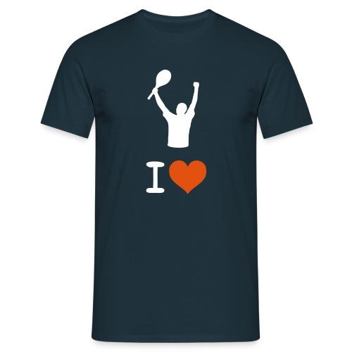 TENNIS - Maglietta da uomo
