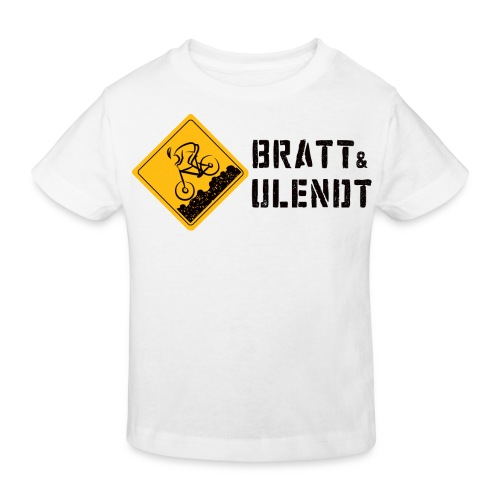 Økologisk T-skjorte for barn - Økologisk T-skjorte for barn