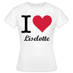 Liselotte for Woman - Frauen T-Shirt