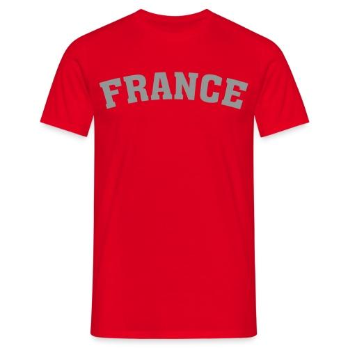 France - Männer T-Shirt